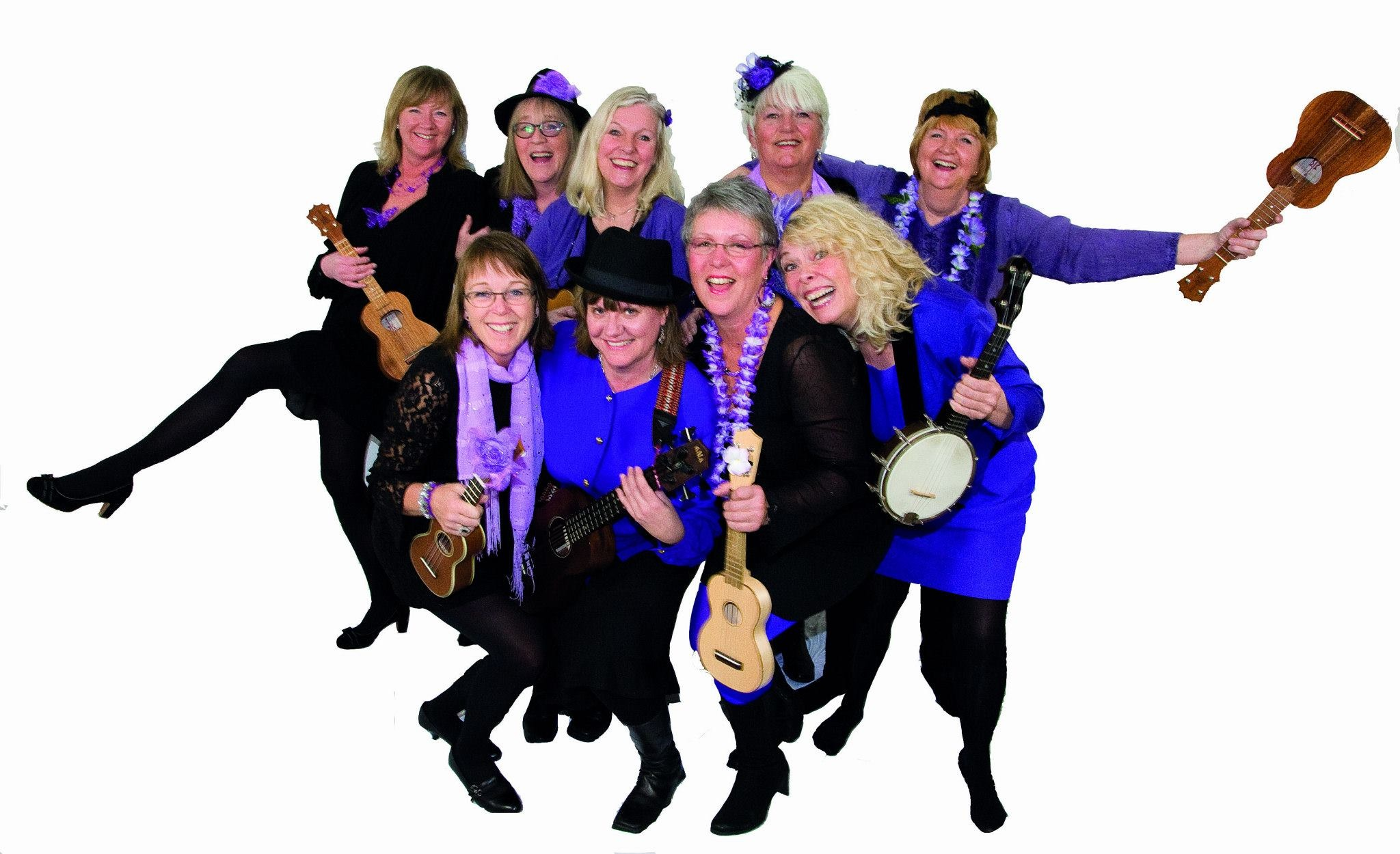 Ukulele Ladies